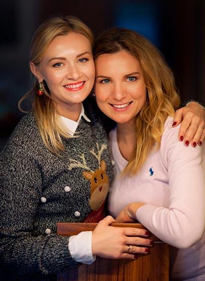Юлия и Александра