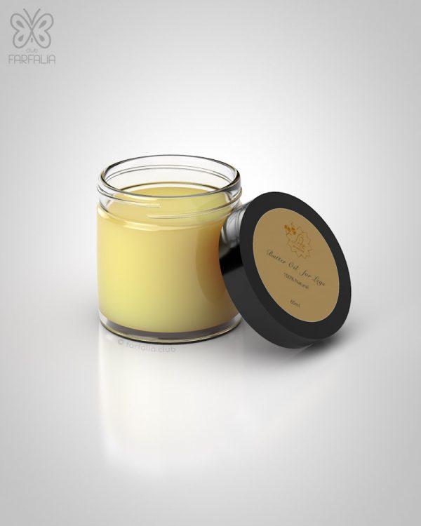Butter Oil for Legs